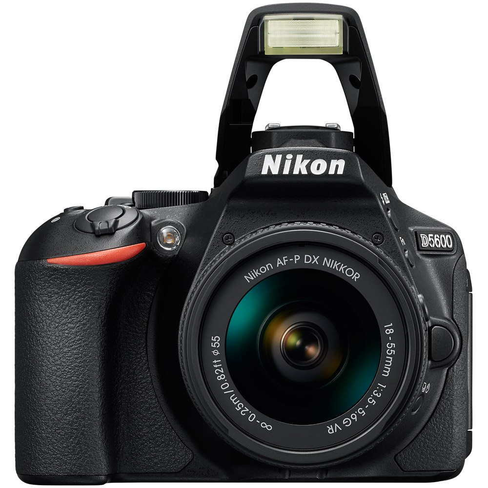 Nikon D5600 Bundle and Review