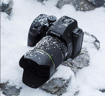 pentax k70 camera