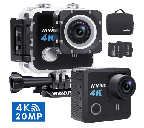 What are the Best Action Cameras to Buy in 2019 - Camscart