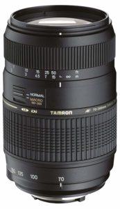 nikon ports lens